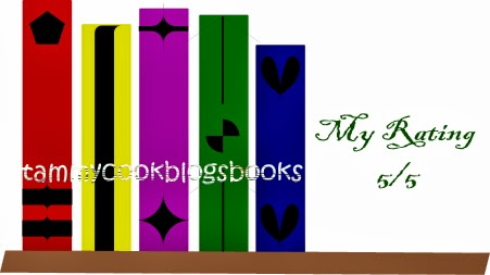 tammycookblogsbooks book rating 5/5