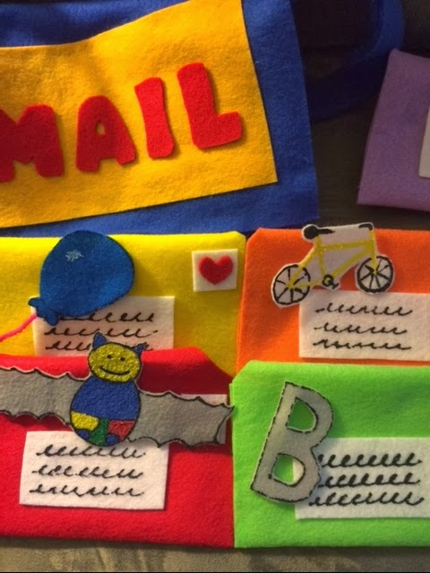 Library Village Preschool Story Time Letter of the Month is B
