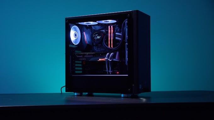 Sorteio de um PC Gamer com RTX 3070 e i7-10700KF