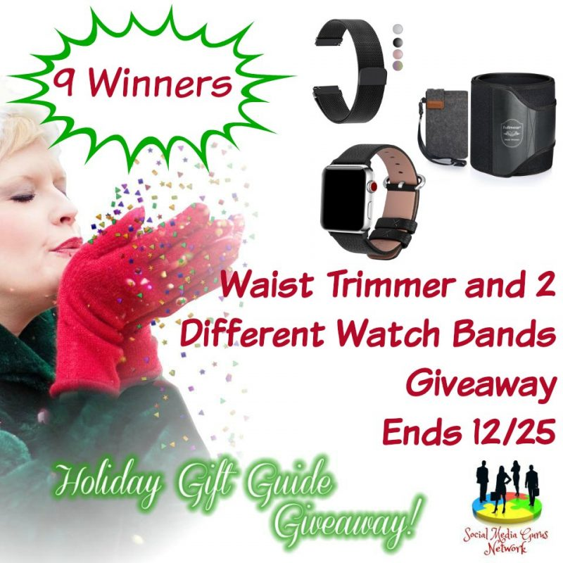 Waist Trimmer Giveaway