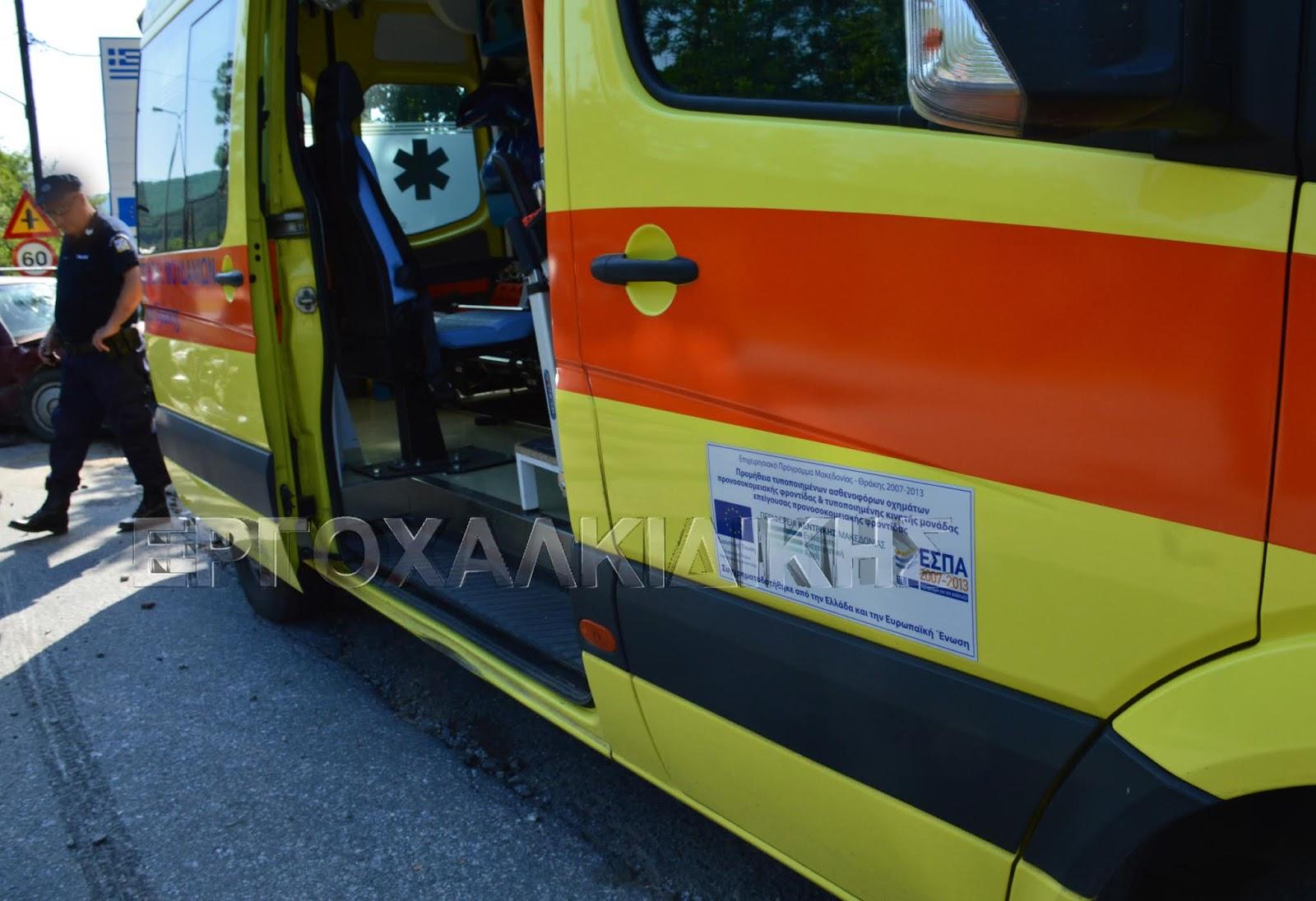 14χρονο κορίτσι παρασύρθηκε από επιτήδειο οδηγό στην Σάρτη Χαλκιδικής και εγκαταλείφθηκε.