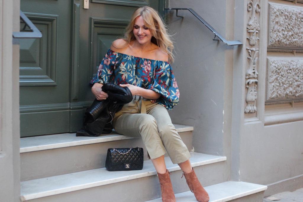 Frauen ü 40: finde ich noch was bei Zara? Oder shoppe ich