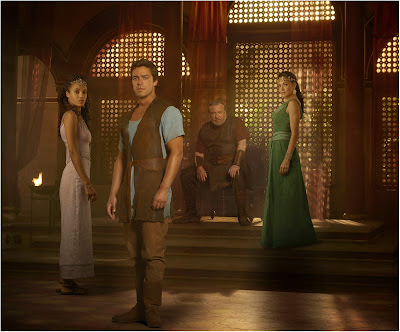 'OF KINGS AND PROPHETS' 1ST LOOK AT NEW EPIC TV SERIES