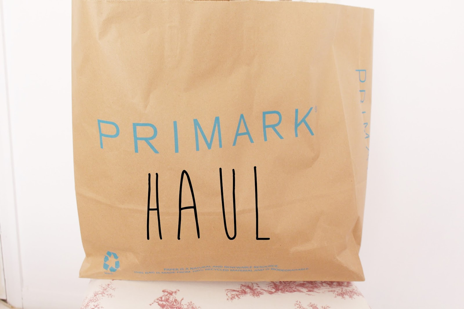 Summer Primark Haul April 2014