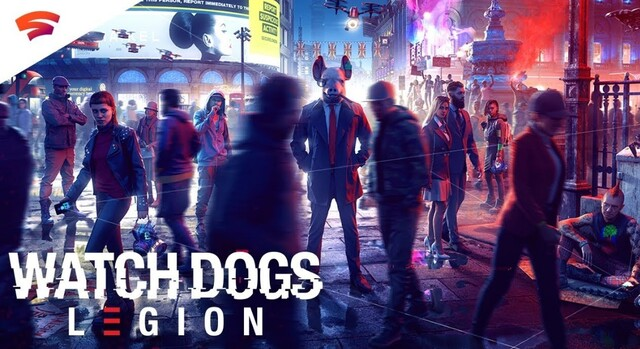 Watch Dogs Legion Highly Compressed