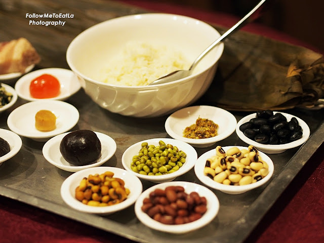 5 Kinds Of Beans Goes Into The Healthy Sweet Osmanthus & Five-Bean Glutinous Rice Dumpling