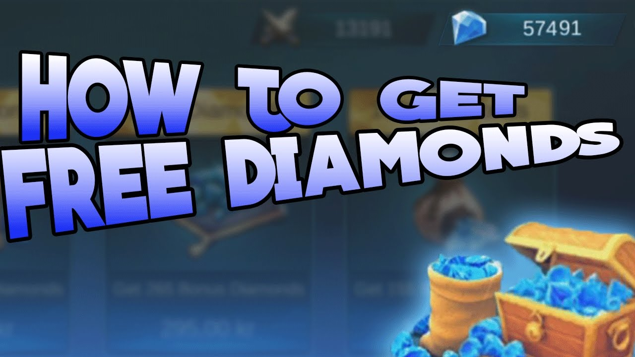 How to Win Free Mobile Legends Diamonds