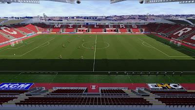 PES 2021 AESSEAL New York Stadium