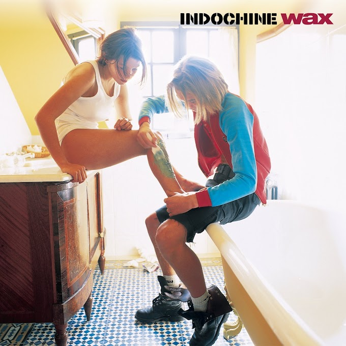 Vinilo - Wax - Indochine
