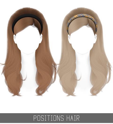 POSITIONS HAIR