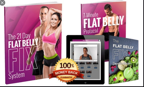The Flat Belly Fix Review- Healthy and Beauty Tips DD
