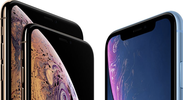 เผยจำนวน RAM ของ iPhone XS และ XS Max มี 4 GB และ iPhone XR มี 3GB และแบตเตอรี่แต่ละรุ่น