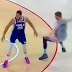 David Bertans fails to draw foul with embarrassing flop