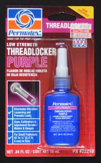 PermatexPTX22210スレッドロッカー (ネジロック剤) 低強度