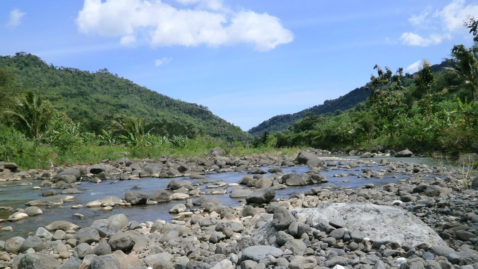 Sungai Tinalah Purwoharjo Samigaluh Kulon Progo Yogyakarta