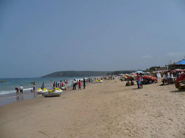 Calangute Beach, Butterfly Beach,Arambol Beach,Vagator beach,Palolem beach,Colva beach,Morjim Beach