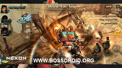 Dynasty Warriors Unleashed APK Android Download