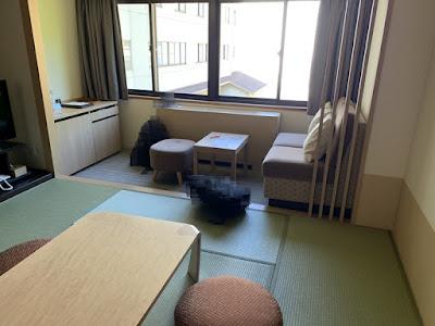 第一滝本館 東館客室
