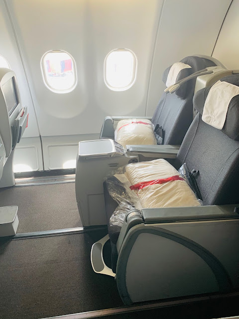 Review: Avianca AV86 Business Class Airbus A330 Bogota (BOG) to Los Angeles (LAX)
