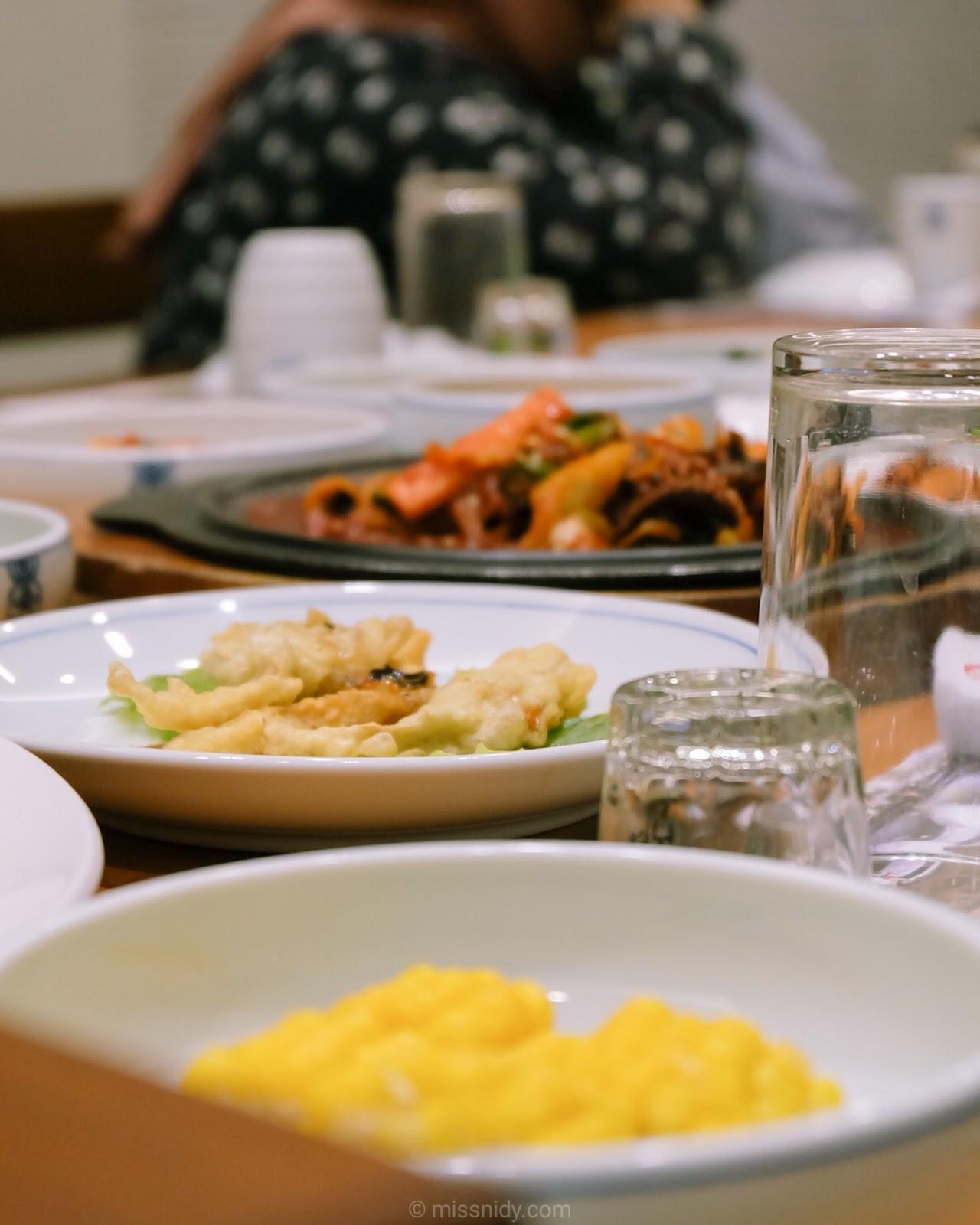 korean food in jakarta