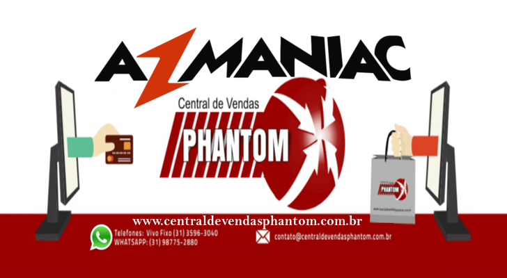 Central de Vendas Phantom - AzManiac