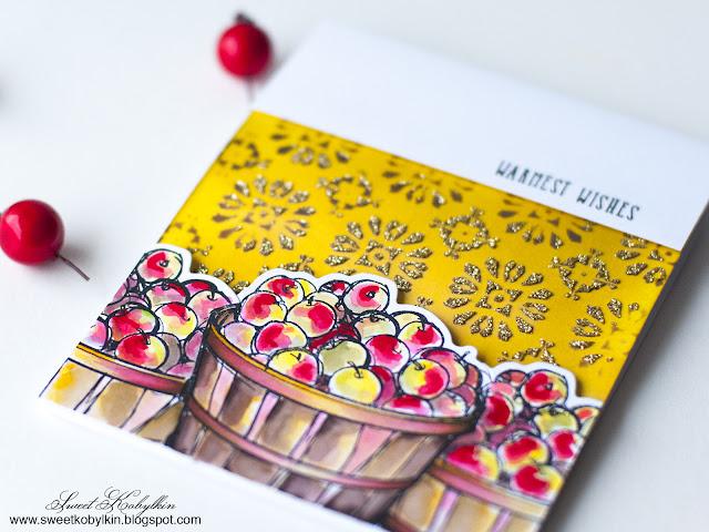 Rosette Stencil Tim Holtz - Sweet Kobylkin