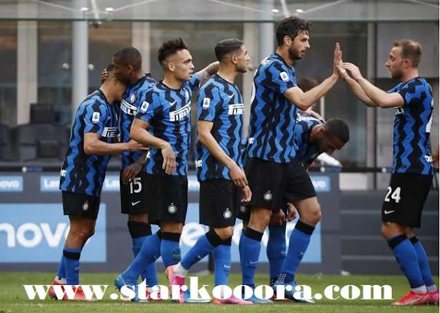 موعد مباراة إنتر ميلان وسامبدوريا اليوم الأحد 2021/9/12 في الدوري الإيطالي والقنوات الناقلة