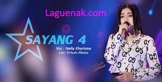 Sayang 4 mp3 Nella Kharisma, Jihan Audy dan Eny Sagita | Laguenak.com