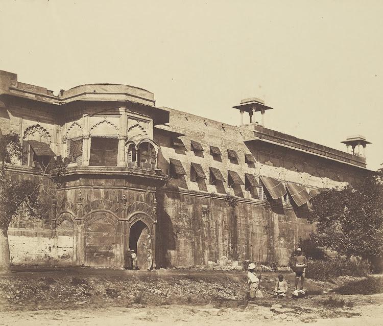 Seenmura Boorg Palace - Delhi 1858