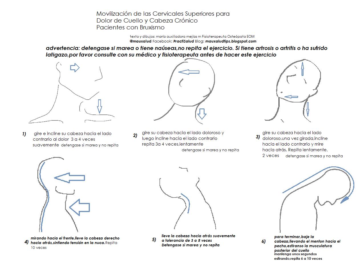 Cervical natural lordosis tratamiento