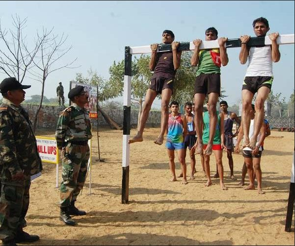 Poonch Army Rally, Indian Army Rally, Open Bharti Rally