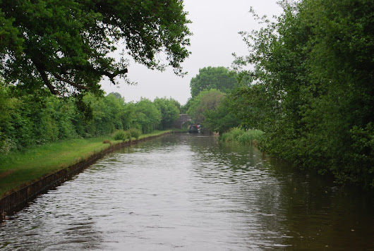 A short trip on the Montgomery Canal!