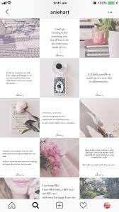 Instagram feed ideas & Instagram layouts ideas