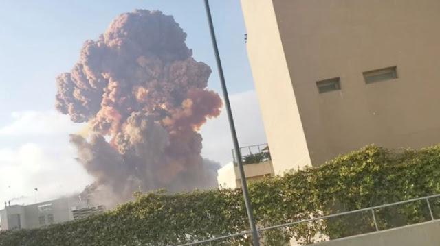 Внаслідок вибуху у Бейруті загинув громадянин України