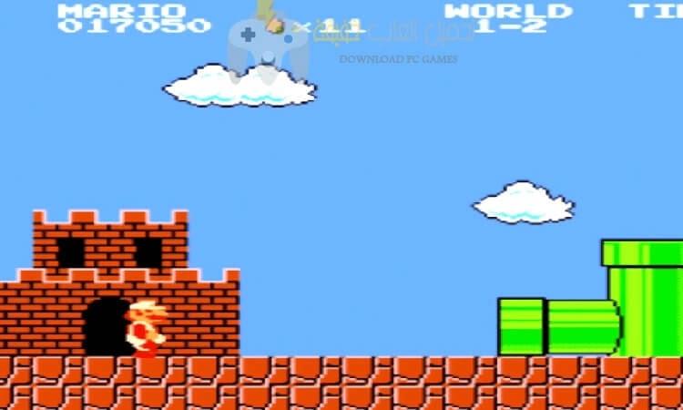 تحميل لعبة ماريو القديمة للكمبيوتر من ميديا فاير مجاناً