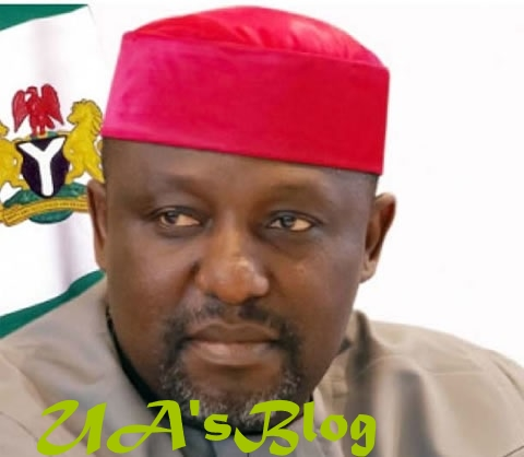Okorocha reveals what APC Governors discussed with Buhari