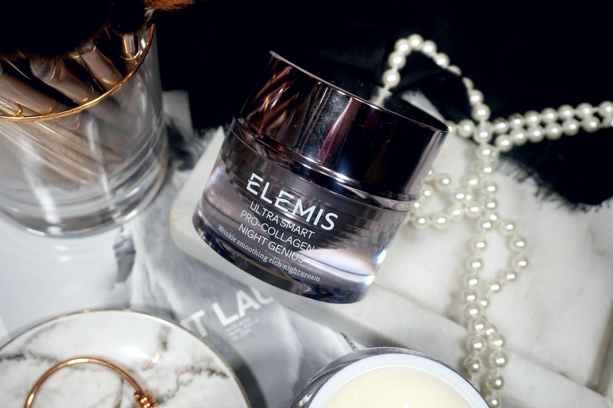 Elemis ULTRA SMART Pro-Collagen Night Genius Review