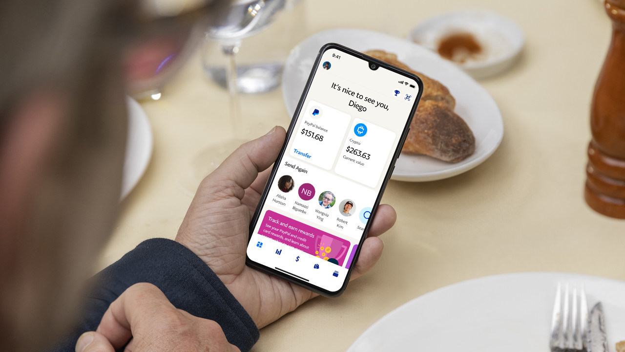PayPal Introduces Customers to the Next Digital Payments Era with the New PayPal App