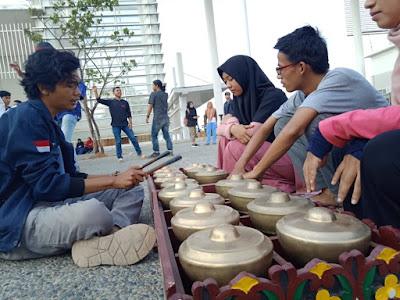 IKM Itera Kenalkan Budaya Minang