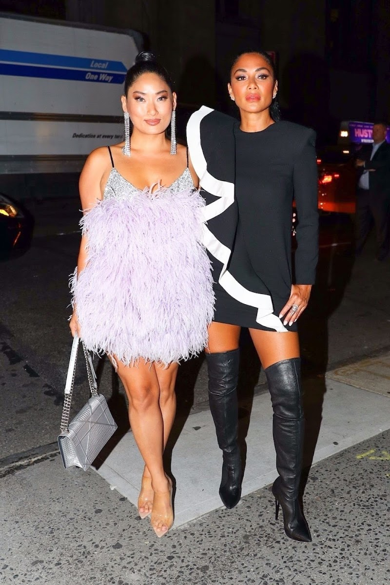 Nicole Scherzinger and Chloe Flower Clicks at L'Avenue Fashion Event in New York 5 Sep-2019