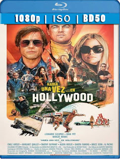 Once Upon a Time in… Hollywood (2019) BD50 [1080p] Latino [Google Drive] Panchirulo