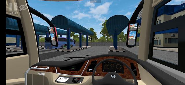 Mod Legacy SR2 HD By Rull Hyden Cvt BUSSID