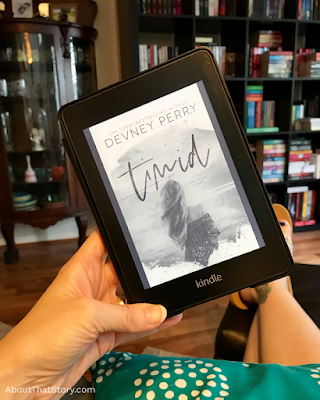 Book Review: Timid by Devney Perry   About That Story