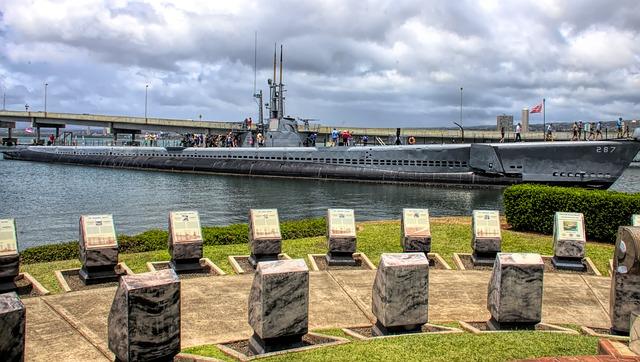 USS Bowfin Submarine, Tourism, Tourist, Travel, Beaches, Forest, Nature, Seashore, Tourist Attraction, Mountain, Best Tourist Attractions, Submarine, USS,