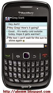 BlackBerry Curve 8530 CDMA
