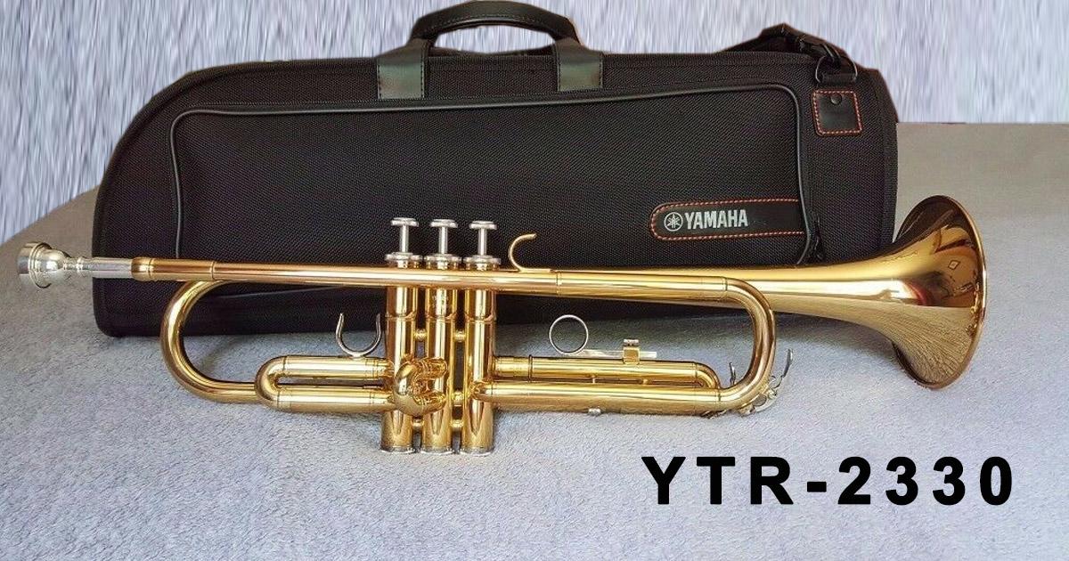 Kèn trumpet hãng yamaha Bb YTR 2330