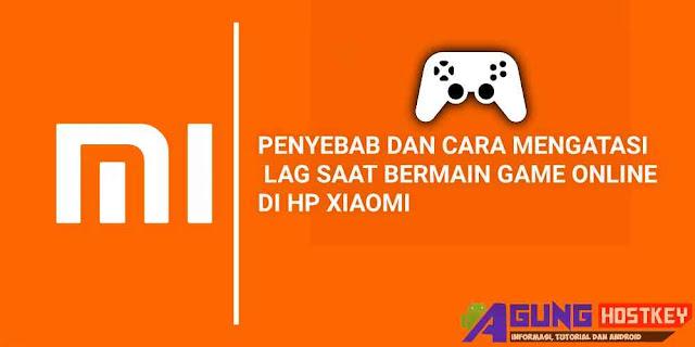 Penyebab dan Cara Mengatasi Lag Saat Main Game di HP Xiaomi