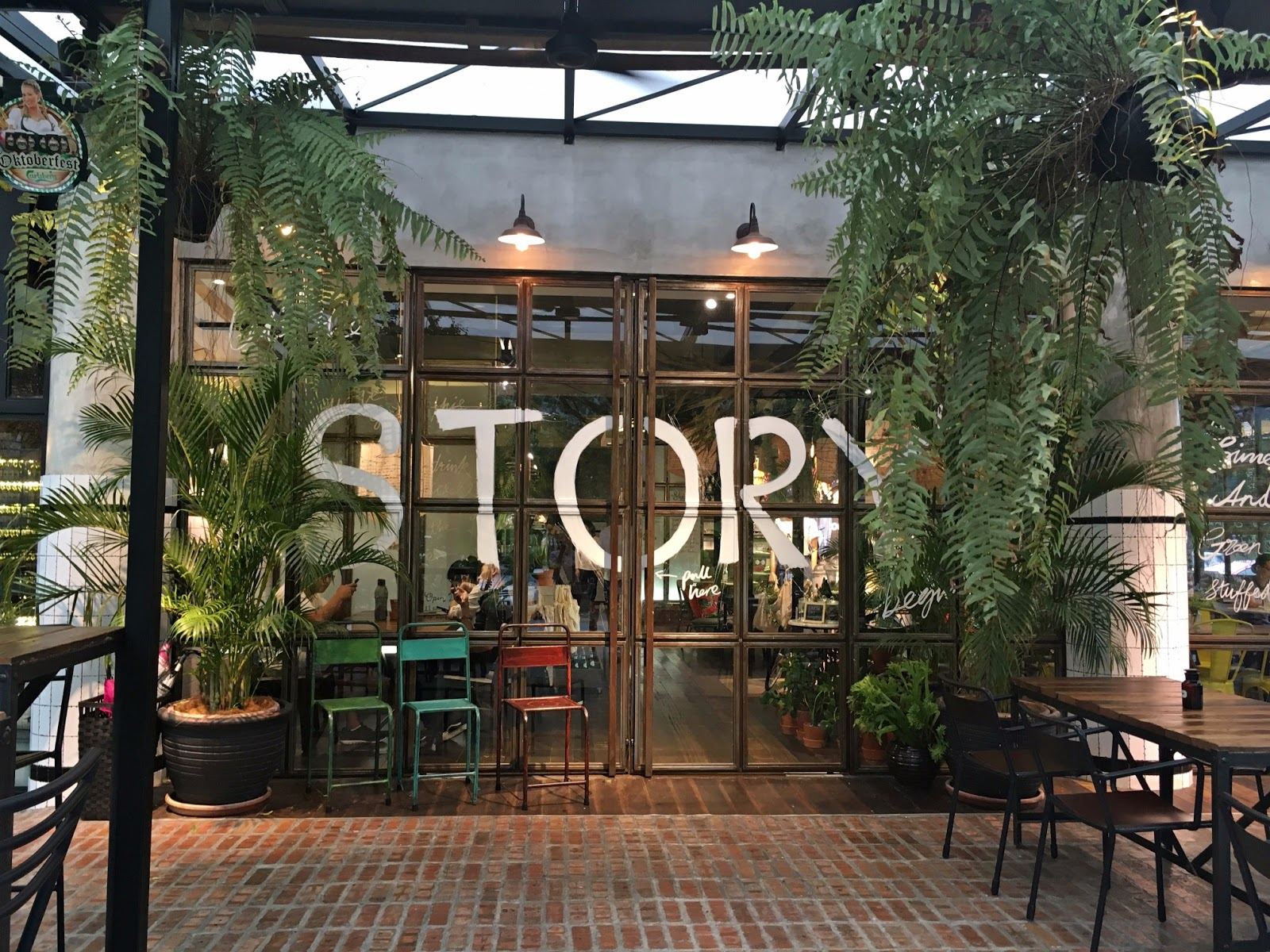 The story eatery kampar feliciaace the story eatery kampar junglespirit Images