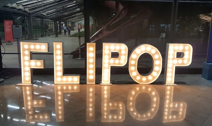 Tudo Sobre a FLIPOP 2019!
