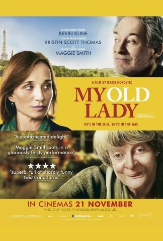 Every Film 525 My Old Lady Movie Review My Old Lady